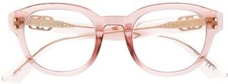 Christian Dior round glasses