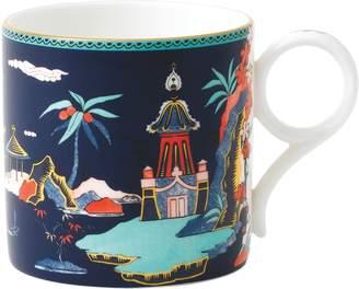Wedgwood Wonderlust Blue Pagoda Mug Large