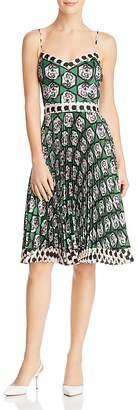 Milly Jill Pleated Dress