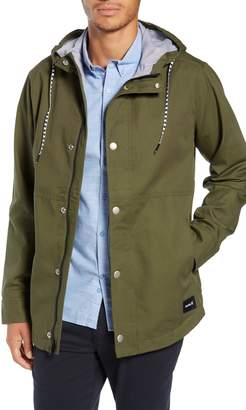 Hurley Mac A-Frame Jacket