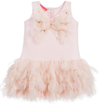 Kate Mack Butterfly Tulle Dress