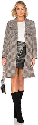 J.o.a. Shawl Collar Coat