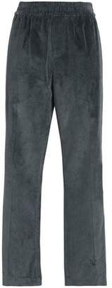 Brunello Cucinelli Cotton And Cashmere-Blend Corduroy Wide-Leg Pants