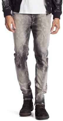 Hudson Jeans Vaughn Moto Skinny Jeans