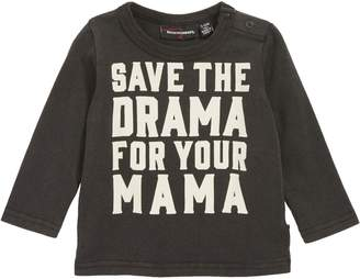 Rock Your Baby Save the Drama Graphic T-Shirt