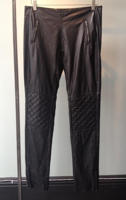 Joseph Osaka Leather Pants
