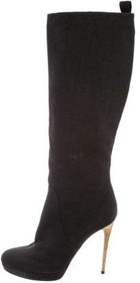 DSQUARED2 High-Heel Knee Boots