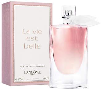 Lancôme Women's La Vie Est Belle Florale 3.4Oz Eau De Toilette Spray