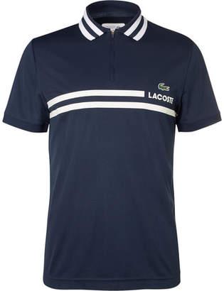 Lacoste Tennis Printed Piqué Tennis Polo Shirt