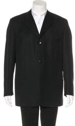 Gianni Versace Three-Button Blazer