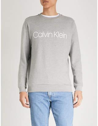 Calvin Klein Logo cotton-jersey T-shirt