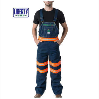 JCPenney Walls Liberty Bib with Hi-Vis Tape