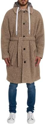 MSGM Teddy Coat