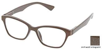 Cat Eye Peepers Women's Glitz and Glam - 2521275 Cateye Reading Glasses