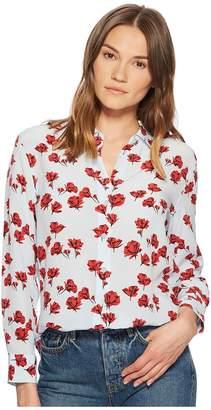 Equipment Leema Long Sleeve Shirt Women's Long Sleeve Button Up
