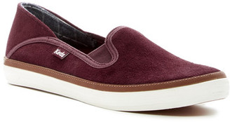 Keds Crashback Slip-On Sneaker $60 thestylecure.com