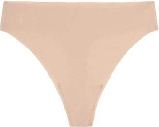 Wacoal Beyond Naked Stretch-cotton Thong