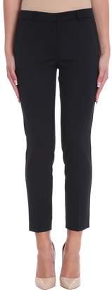 Mauro Grifoni Black Skinny Cotton Pants