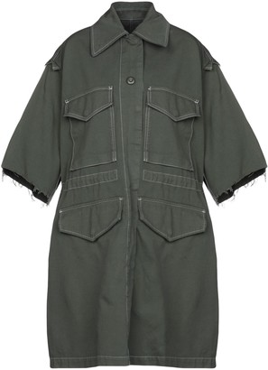 MM6 MAISON MARGIELA Overcoats