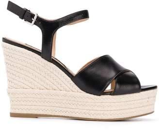 Sergio Rossi wedge sandals