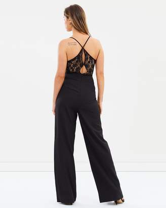 Atmos & Here ICONIC EXCLUSIVE - Holland Halter Jumpsuit