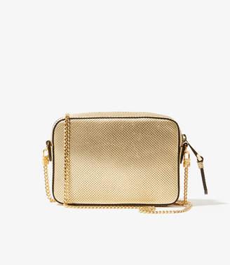 Karen Millen Embossed Leather Bag
