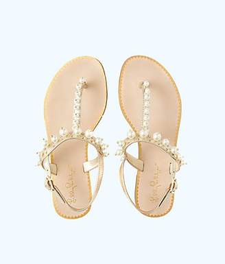 Lilly Pulitzer Moira Pearl Sandal