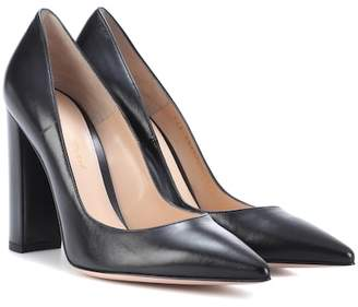 Gianvito Rossi Exclusive to mytheresa.com – Leather pumps