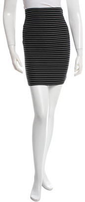 Boy. by Band of Outsiders Stretch Mini Skirt $65 thestylecure.com