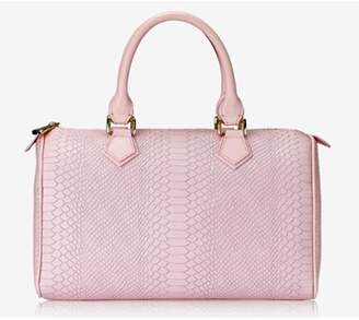 GiGi New York Brooke Barrel Bag