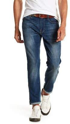 "Lucky Brand 121 Heritage Slim Jeans - 30-34"" Inseam"