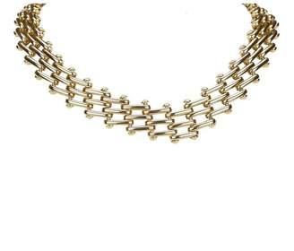 Vintage Dior Vintage Dior GoldTone Choker
