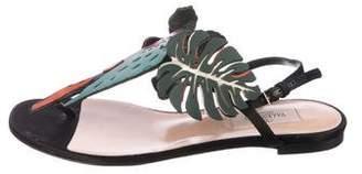 Valentino 2017 Tropical Dream Sandals