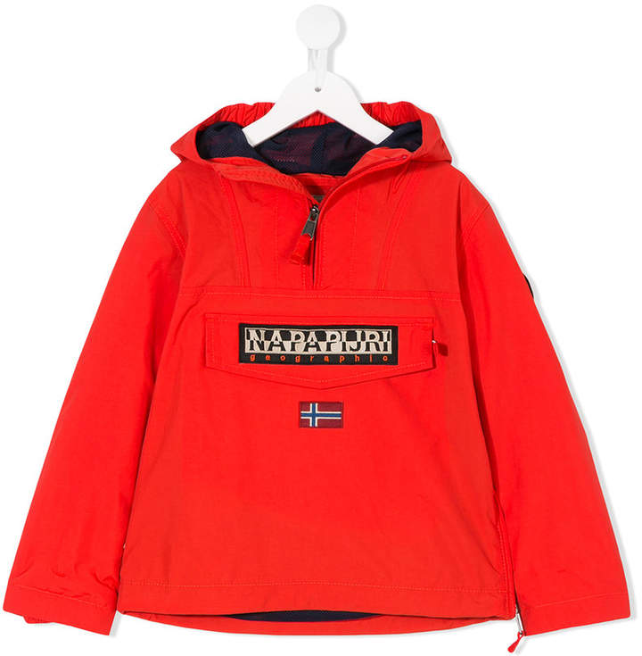 Napapjiri Kids K Rainforest jacket