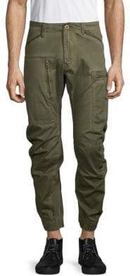 G Star Powel 3D Tapered Cuffed Pants