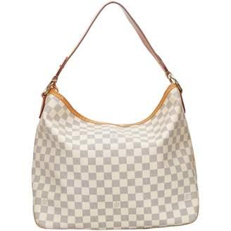 Louis Vuitton Delightful Ecru Cloth Handbags