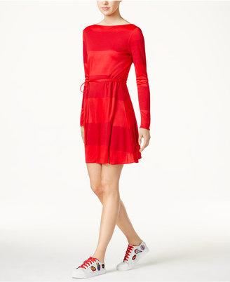 TOMMYXGIGI Colorblocked A-Line Dress $199.50 thestylecure.com