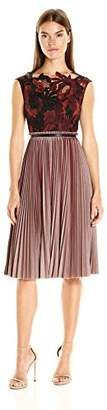 Tracy Reese Women's Lace Bodice Dress
