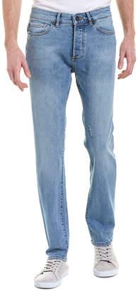 DL1961 Premium Denim Cooper Breathe Relaxed Skinny Leg