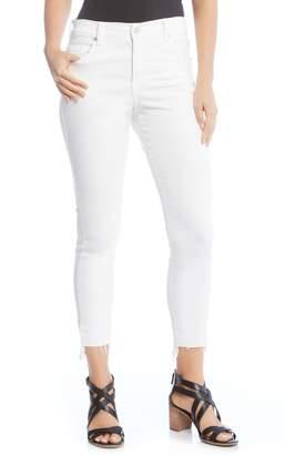 Karen Kane Zuma Step Hem Skinny Jeans