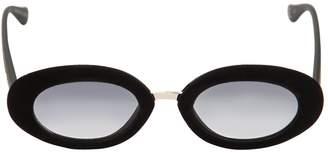 Italia Independent I-I Mod Monica Velvet Sunglasses