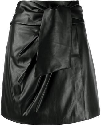 Liu Jo knot detail skirt