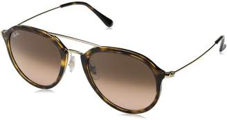Ray-Ban Injected Unisex Square Sunglasses