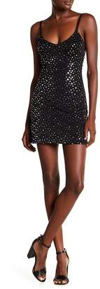 Honeybelle Honey Belle Star Patterned Skater Dress