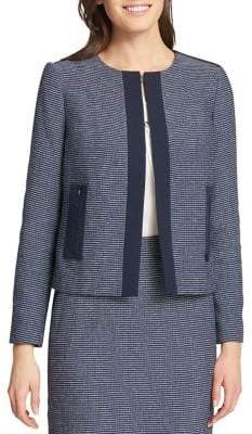Tommy Hilfiger Novelty Tweed Jacket