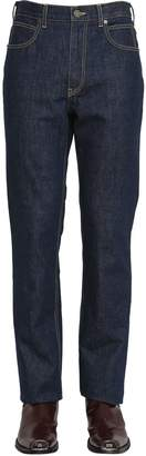 Calvin Klein 20cm Cotton Denim Jeans