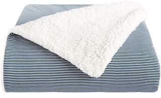 Splendid (スプレンディッド) - Splendid Home Decor Fleece & Jersey Stripe Blanket Throw