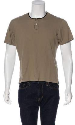 The Kooples Knit Henley Shirt