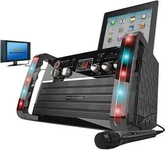 EKS Easy Karaoke 213 CD&G Karaoke Player + LED Effect & IPad/Tablet Cradle