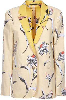 Paul Smith Floral Blazer
